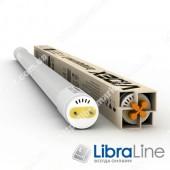 Светодиодная LED лампа VIDEX T8b  9W 0.6M 6200K 220V, матовая