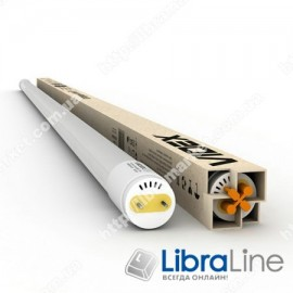 Светодиодная LED лампа VIDEX T8b 18W 1.2M 6200K 220V, матовая