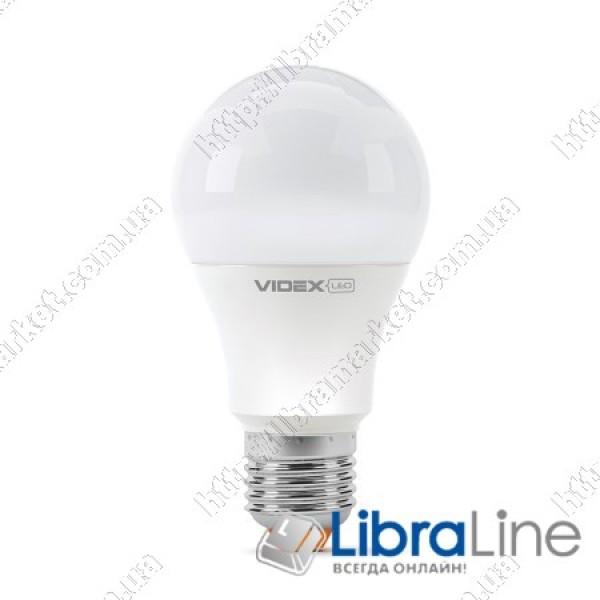 Светодиодная LED лампа VIDEX A60e 12W E27 4100K 220V
