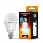 LED лампа VIDEX A60 15W E27 4100K 220V VL-A60-15274