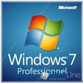 OS Windows 7 SP1 Professional 64-bit Russian DVD OEM