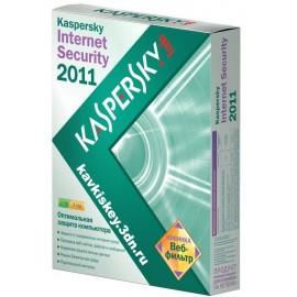Kaspersky Internet Security 2011 Desktop 2Dt Box