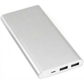 Батарея универсальная Xiaomi Mi Power Bank 2S 10000 mAh QC2.0(2.4A,2USB) PLM09ZM Silver VXN4228CN