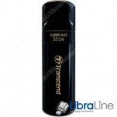 Флэш память Transcend JetFlash 700 32Gb Black TS32GJF700