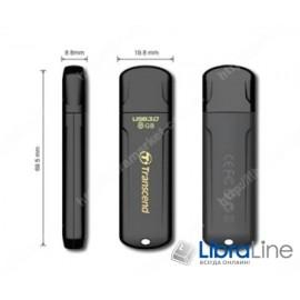 USB Флэш память Transcend JetFlash 700 8Gb Black TS8GJF700 USB 3.0