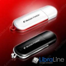 USB Флэш память SiliconPower LUX mini 322 16Gb Black SP016GBUF2322V1K