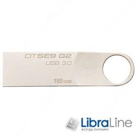 USB Флэш память Kingston DTSE9 G2 USb 3.0 16Gb DTSE9G2/16GB