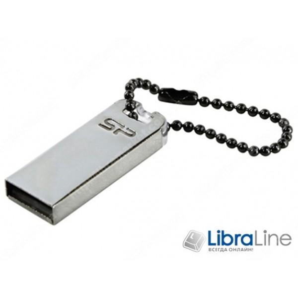 USB Флэш память SiliconPower Touch T03 USB 2.0 32Gb silver SP032GBUF2T03V3F