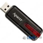 Флэш память Apacer AH326 64Gb  AP64GAH326B-1