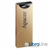 USB Флеш память APACER AH133 16GB Gold