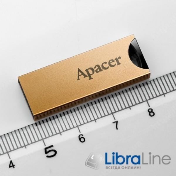 USB Флеш память APACER AH133 16GB Gold