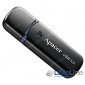 USB Флэш память Apacer AH355 USB 3.0 16Gb black  AP16GAH355B-1