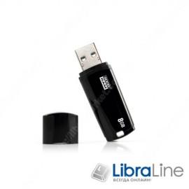 USB Флэш память Goodram UMM3 USB 3.0 8Gb black UMM3-0080K0R11