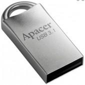 USB флеш накопитель Apacer AH117 64Gb silver (AP64GAH117S-1)
