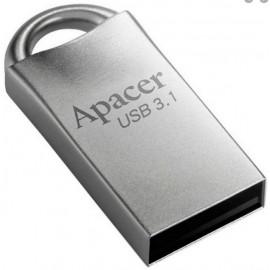 USB флеш память Apacer AH117 64Gb silver AP64GAH117S-1