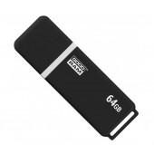 USB флеш Goodram UMO2 64Gb Graphite (UMO2-0640E0R11)