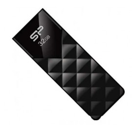 USB Флеш память SiliconPower Ultima U03 32Gb black SP032GBUF2U03V1K