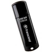 Флеш память Transcend JetFlash 700 128Gb USB 3.1 Black (TS128GJF700)