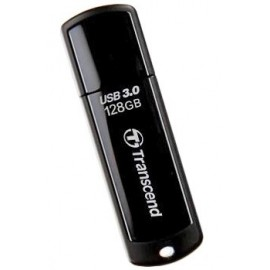 USB Флеш память Transcend JetFlash 700 128Gb USB 3.1 Black TS128GJF700