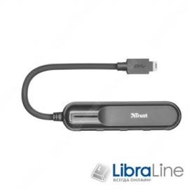 Концентратор TRUST Aiva 4 Port USB 3.1 Hub