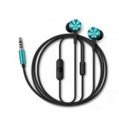 Наушники 1MORE E1009 Piston Fit Mic Blue (E1009-BLUE)