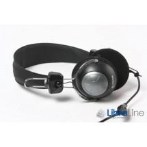 Наушники с микрофоном A4-Tech HS-2  black - гарнитура