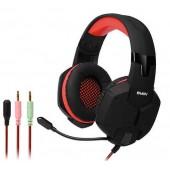 Наушники с микрофоном SVEN AP-G988MV Black/Red