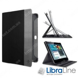 F8M392cwC00 Чехол Galaxy Tab2 10.1 Belkin Folio Cinema Stripe PE / PU black