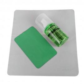Большой набор для очистки электроники ColorWay (200мл и 2 микрофибры) 54004 CW-5200