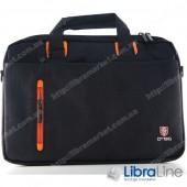 "D8123BL-17 Сумка для ноутбука DTBG 17"" Black"