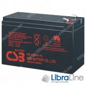 Аккумуляторная батарея CSB 12V9AH  151*65*94mm, HR1234WF2