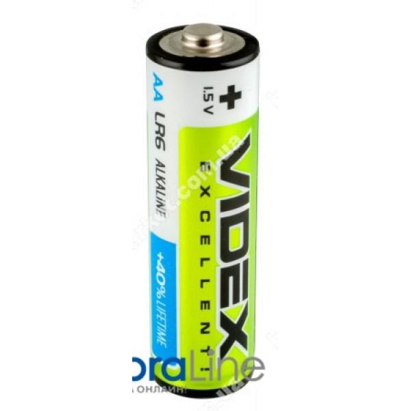 Батарейка щелочная Videx LR6 / AA