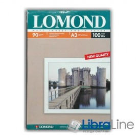 Фотобумага Lomond A3 Matte 100л 90g 0102011