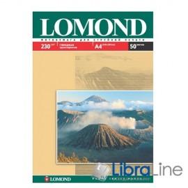 Фотобумага Lomond A4 Glossy 50л 230g 0102022
