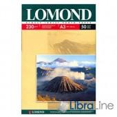 Фотобумага Lomond A3 Glossy 50л 230g 0102025