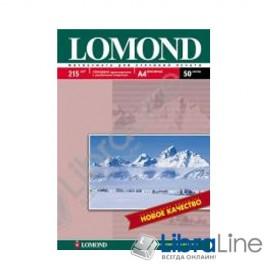 0102049 Фотобумага Lomond A4 Glossy 25л 230g