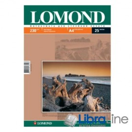 Фотобумага Lomond A4 Matte 25л 230g 0102050 / 2039