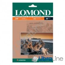 Фотобумага Lomond A5 Matte 50л 230g 0102069