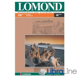 0102156 Фотобумага Lomond A3 Matte 50л 230g