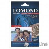 Фотобумага Lomond A6 SemiGlossy 20л 260g 1103302 / 1103300
