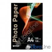 Фотобумага Tecno A4 Matte 100л 128g Value pack