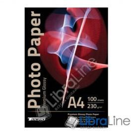 Фотобумага Tecno A4 Glossy 100л 230g Premium