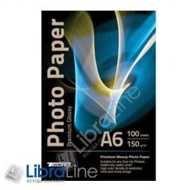 Фотобумага Tecno A6 Glossy 100л 150g Value pack Everyday