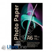 Фотобумага Tecno A6 Glossy 100л 170g Value pack Everyday