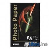 Фотобумага Tecno A4 Glossy 50л 220g Premium