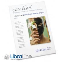 Фотобумага Emotion A6 Premium Glossy Color Box 50л 180g EP180A6