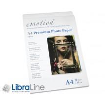 Фотобумага Emotion A4 Premium Glossy Color Box 50л 210g EP210A4