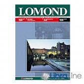 Фотобумага Lomond A4 Matte 100л 160g 0102005