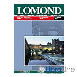 0102005 Фотобумага Lomond A4 Matte 100л 160g