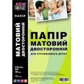 Фотобумага NewTone A4 glossy 50л 230g G230.50